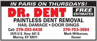 In Paris On Thursdays!